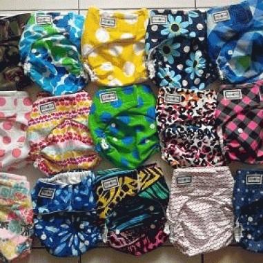 Foto Produk Zigiezag Clothdiaper Limited Motif dari Toko Perlengkapan Bayi