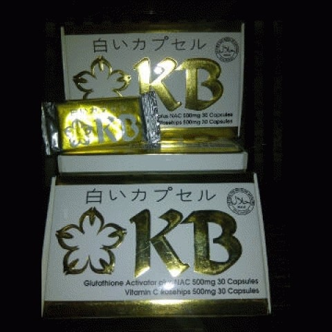 Foto Produk Kyusoku Bihaku Pills - Memutihkan Kulit Sekaligus Meningkatkan Sistem Kekebalan Tubuh!! dari LeBeauty Corner