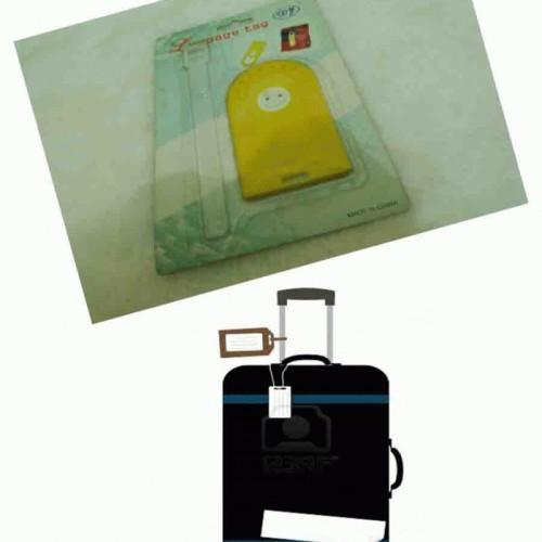Foto Produk Luggage tag /penanda koper dari Pionraja
