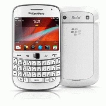 Foto Produk BlackBerry Bold Touch 9900 WHITE dari BLACKBERRY BM TERMURAH
