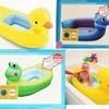 Foto Produk Bak mandi bayi/ember mandi bayi/bath tub baby model bebek,gajah,pooh,&hello kitty ada indikator panasnya loh.Murah loh. dari Eleora