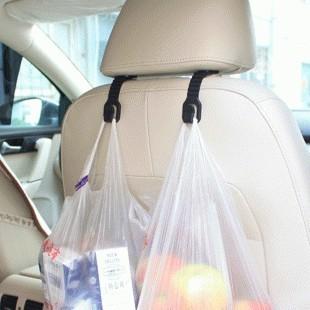 Foto Produk Gantungan Tas untuk Mobil (1 Set Isi 2) dari Ramayana Grosir