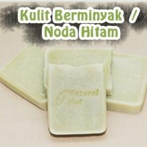 Foto Produk Cucumber Mint Soap (Sabun Natural - Handmade) dari Natural Hut