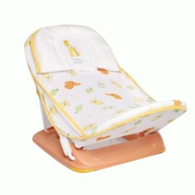 Foto Produk baby bath deluxe yellow girrafe dari toko Baby Syla