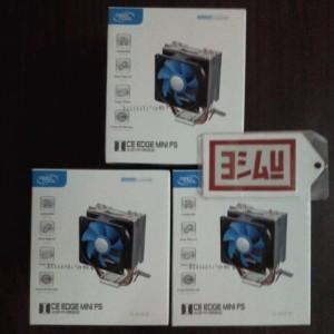 Foto Produk Deep Cool Ice Edge Mini FS | InteL 775/1156/ AMD's Processor Fan dari EVERYTHING4U