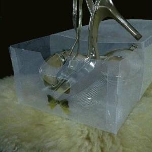 Foto Produk Kotak Sepatu Transparan Slide/Laci dari SHINE GROSIR