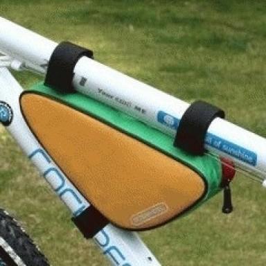 Foto Produk Roswheel Triangle Bag 600D Warna warni dari Pernik Sepeda