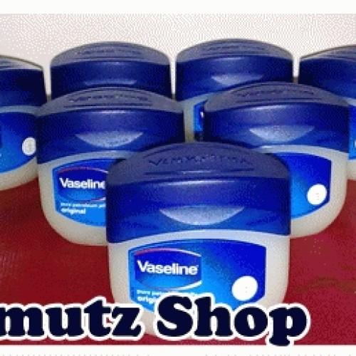 Foto Produk Vaseline Petroleum Gel 212gr dari ndoetzmutzshop