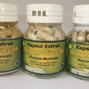 Foto Produk Kapsul Ekstrak Daus Sirsak dari PRIMA HUSADA