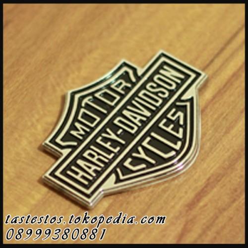 Foto Produk Emblem Harley Davidson dari TasTesTos