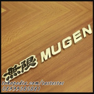 Foto Produk Emblem Mugen ABS dari TasTesTos