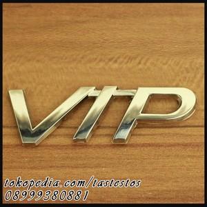 Foto Produk Emblem VIP ABS dari TasTesTos