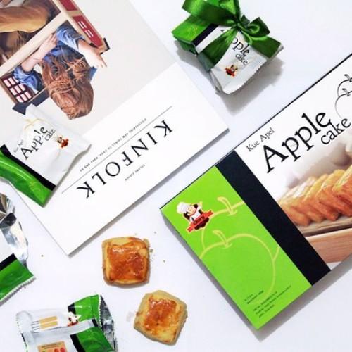 Foto Produk Apple Cake dari Glory Snack