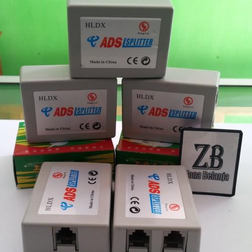 Foto Produk ADSL SPLITTER dari Zona Belanja