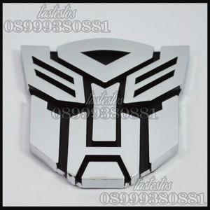 Foto Produk Emblem Transformers Autobots ( Medium Size ) dari TasTesTos