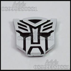Foto Produk Emblem Transformers Autobots ( Mini Size ) dari TasTesTos