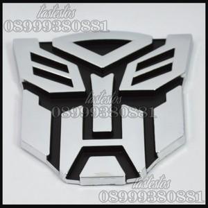 Foto Produk Emblem Transformers Autobots ( Large Size ) dari TasTesTos