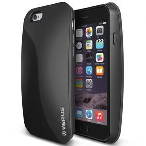 """Foto Produk VERUS iPhone 6 (4.7"""") CASE PEBBLE Chic Black dari Spigen Indonesia"""