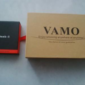 Foto Produk Vamo V5 Variable Voltage mod   set + Protank 2 dari AMORETTE SHOP