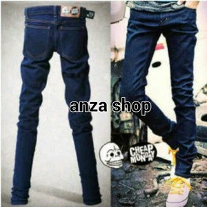 Foto Produk Celana Jeans CheapMonday Blue Garment dari Anza Shop