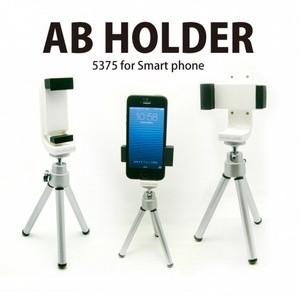 Foto Produk Tripod AB Holder for all smartphone bahan Alumunium dari Elenna-Store