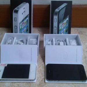 Foto Produk APPLE IPHONE 4S 64GB GSM ORIGINAL NEW BM dari REPLIKA CELLULER