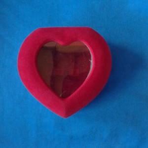 Foto Produk Kotak Perhiasan Hati dari Aneka Display