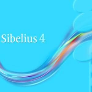 Foto Produk Sibelius 4 dari RECYCLE