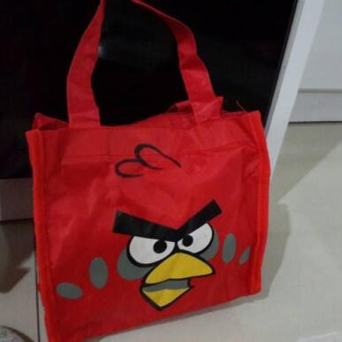 Foto Produk tas bekal angry bird dari fancy