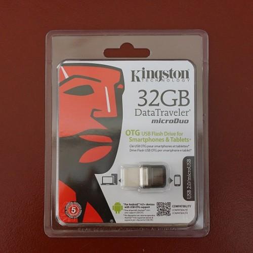 Foto Produk Kingston DT MicroDuo 32GB dari datangjualbeli