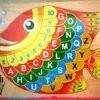 Foto Produk Puzzle Alfabet  Ikan dari Aish Toys