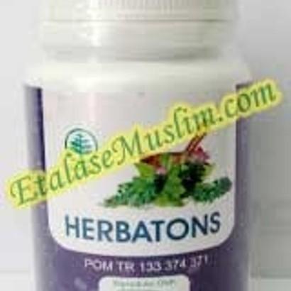 Foto Produk HERBATONS HIU (Herbal Tonsil) dari EtalaseMuslim.com