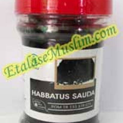 Foto Produk Habbatus Sauda 100 kapsul HIU dari EtalaseMuslim.com