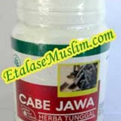 Foto Produk Kapsul Cabe Jawa Herbal Indo Utama dari EtalaseMuslim.com