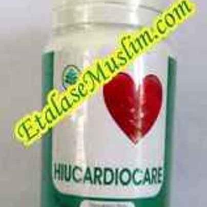 Foto Produk HIUCARDIOCARE dari EtalaseMuslim.com