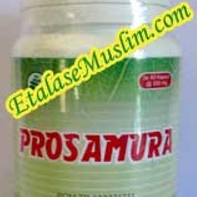 Foto Produk ProSamura (Kapsul Pengurai Asam Urat) dari EtalaseMuslim.com