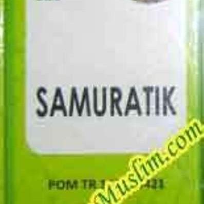 Foto Produk SAMURATIK dari EtalaseMuslim.com
