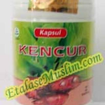 Foto Produk Kapsul Ekstrak Kencur Tazakka dari EtalaseMuslim.com