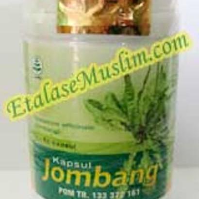 Foto Produk Kapsul Ekstrak Jombang Tazakka dari EtalaseMuslim.com