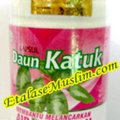 Foto Produk Kapsul Ekstrak Daun Katuk Tazakka dari EtalaseMuslim.com