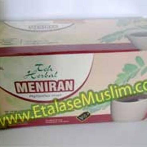 Foto Produk Teh Herbal Meniran Tazakka dari EtalaseMuslim.com