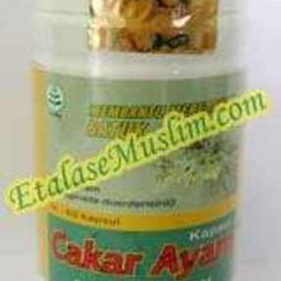 Foto Produk Kapsul Ekstrak Cakar Ayam Tazakka dari EtalaseMuslim.com