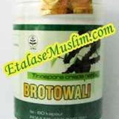 Foto Produk Kapsul Ekstrak Brotowali Tazakka dari EtalaseMuslim.com