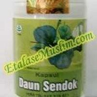 Foto Produk Kapsul Ekstrak Daun Sendok Tazakka dari EtalaseMuslim.com