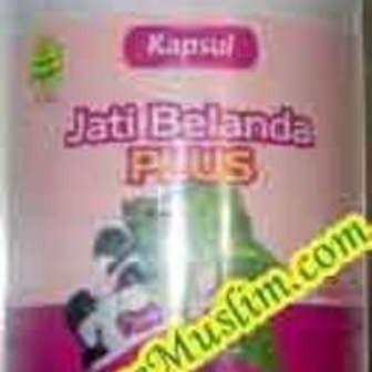 Foto Produk Kapsul Ekstrak Jati Belanda Plus (POM) dari EtalaseMuslim.com
