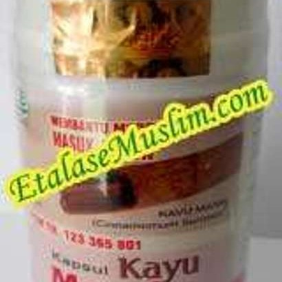 Foto Produk Kapsul Ekstrak Kayu Manis Tazakka dari EtalaseMuslim.com