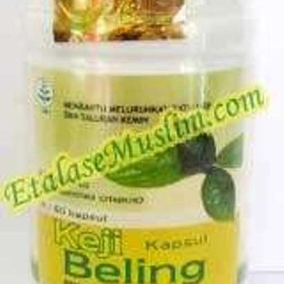 Foto Produk Kapsul Ekstrak Keji Beling Tazakka dari EtalaseMuslim.com
