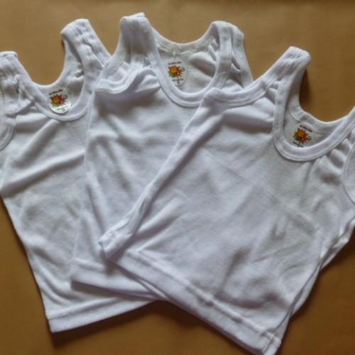 Foto Produk Kaos Dalam Bayi Murah ( Size M ) dari Grosir Pasar Klewer Solo