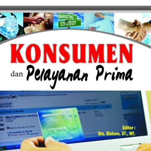 Foto Produk Konsumen dan Pelayanan Prima dari Kayna Books