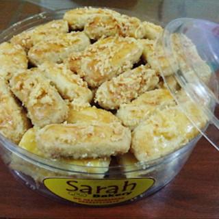 Foto Produk Paket Istimewa (4 Macam Kue Kering) Lezat Berkelas! dari Sarah Bakery